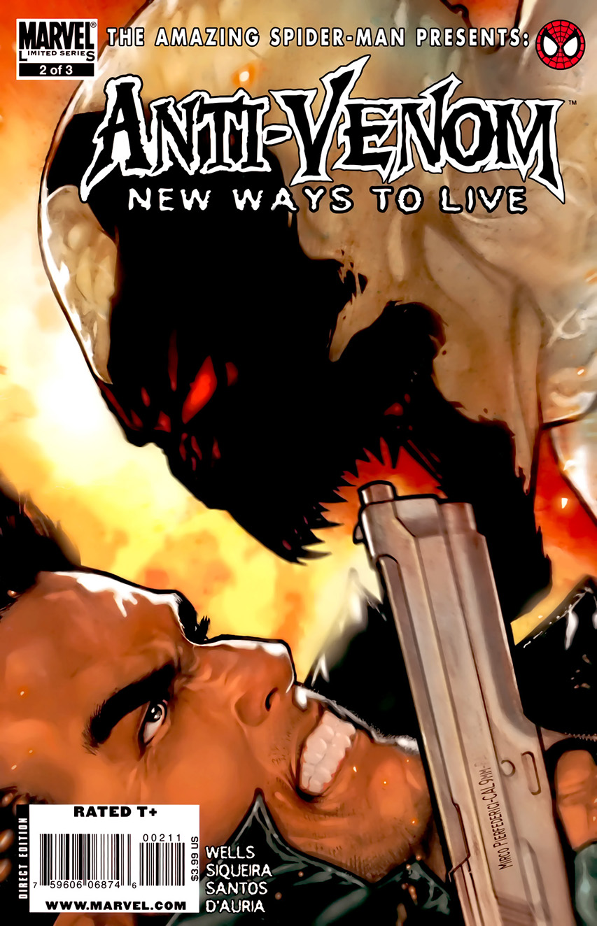 Amazing Spider-Man Presents: Anti-Venom - New Ways To Live Vol 1 2