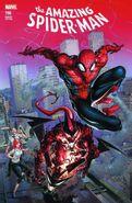 Amazing Spider-Man Vol 1 798 ComicXposure Exclusive Crain Connecting Variant