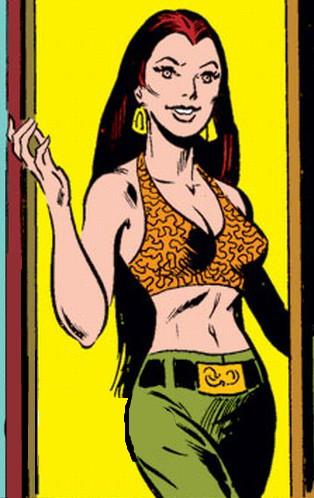 Amber Grant (Earth-616)