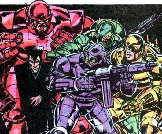 Assassins' Guild (Earth-829)