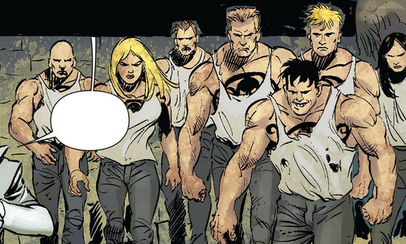 Auferstehungs Corps (Earth-616)/Gallery