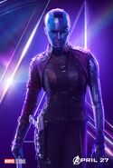 Avengers Infinity War poster 018