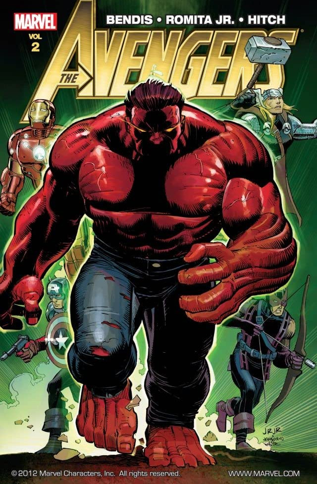 Avengers by Brian Michael Bendis Vol 1 2