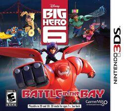 Big Hero 6: Battle in the Bay