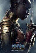 Black Panther (film) poster 007