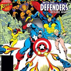 Captain America Vol 1 268