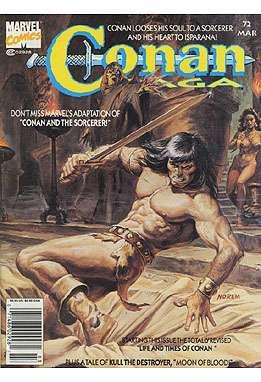 Conan Saga Vol 1 72