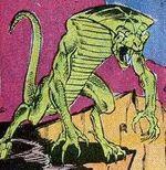 Damballah (Set-Spawn considered alternate name during the Hyborian Age)
