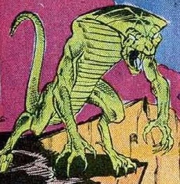 Damballah (Demon) (Earth-616)