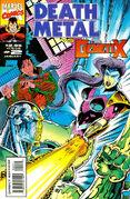 Death Metal vs. Genetix Vol 1 2
