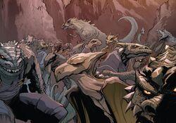 Dinosaur-People (Earth-616) from Venom Vol 1 151 001.jpg