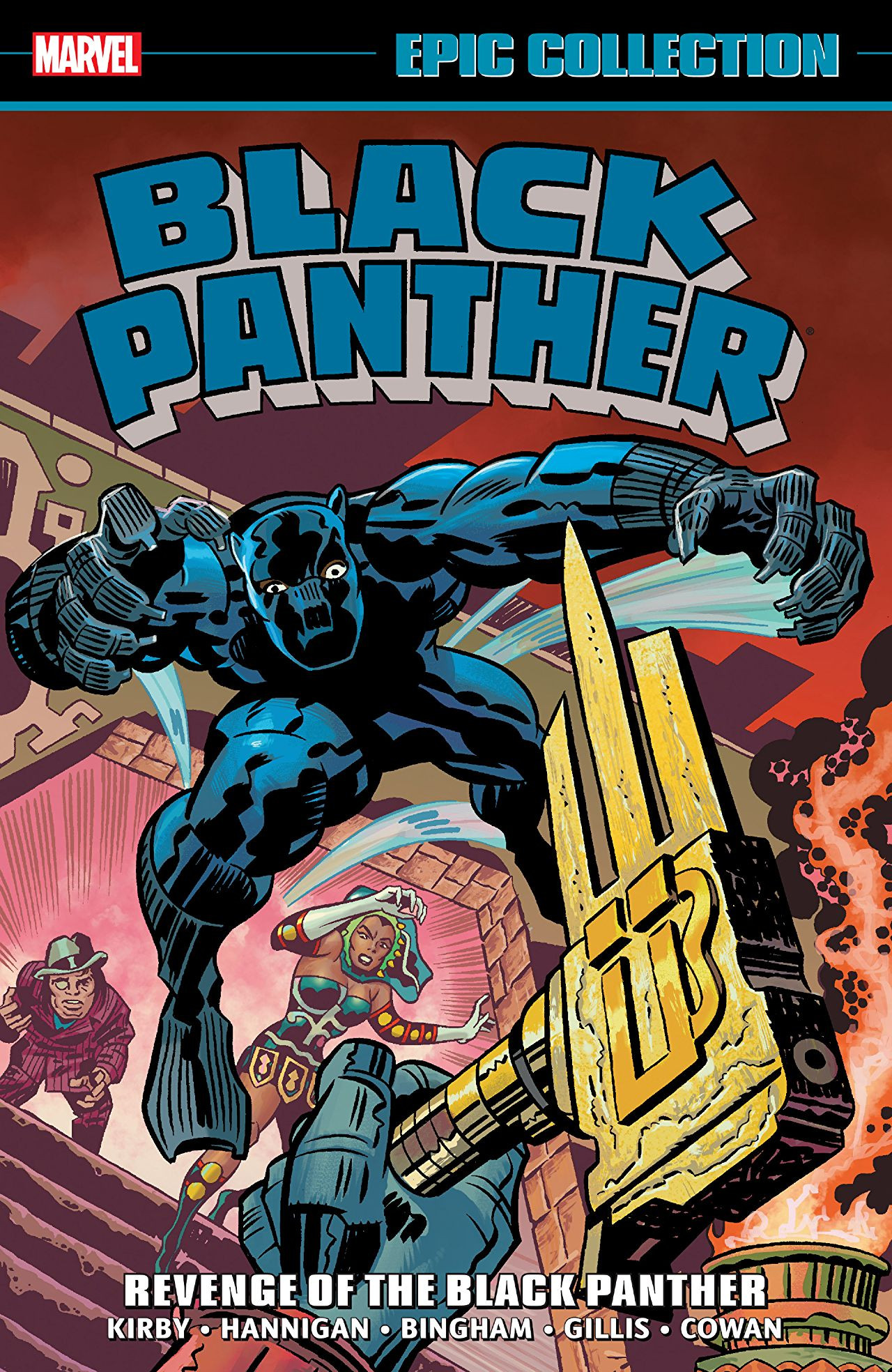 Epic Collection: Black Panther Vol 1 2