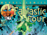Fantastic Four Vol 3 49