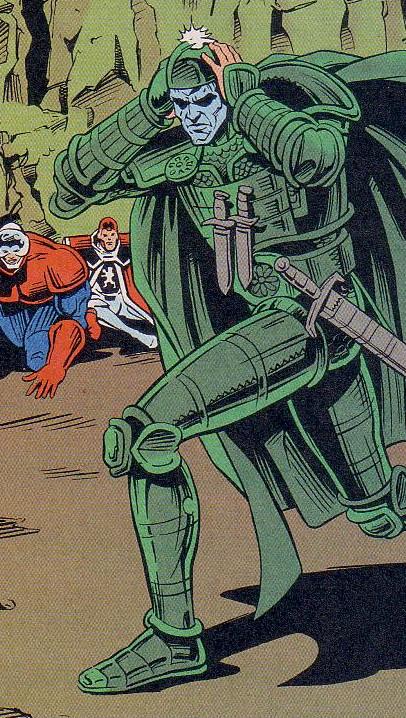 Gawain (Robot) (Earth-616)