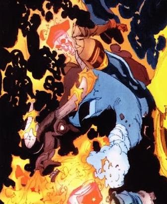 Ghost Rider (Matador) (Earth-616)