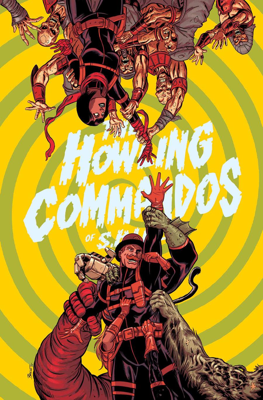 Howling Commandos of S.H.I.E.L.D. Vol 1 5 Textless.jpg