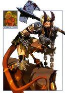 Illyana Rasputina (Earth-616) from X-Men Messiah Complex - Mutant Files Vol 1 1 001