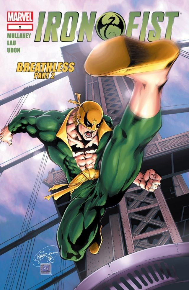 Iron Fist Vol 4 2
