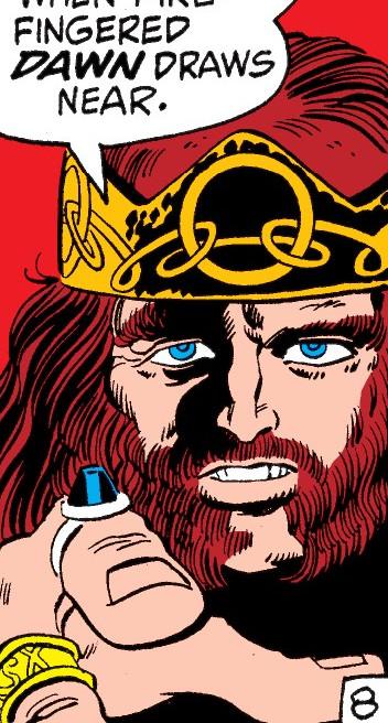 King Brian (Earth-616)