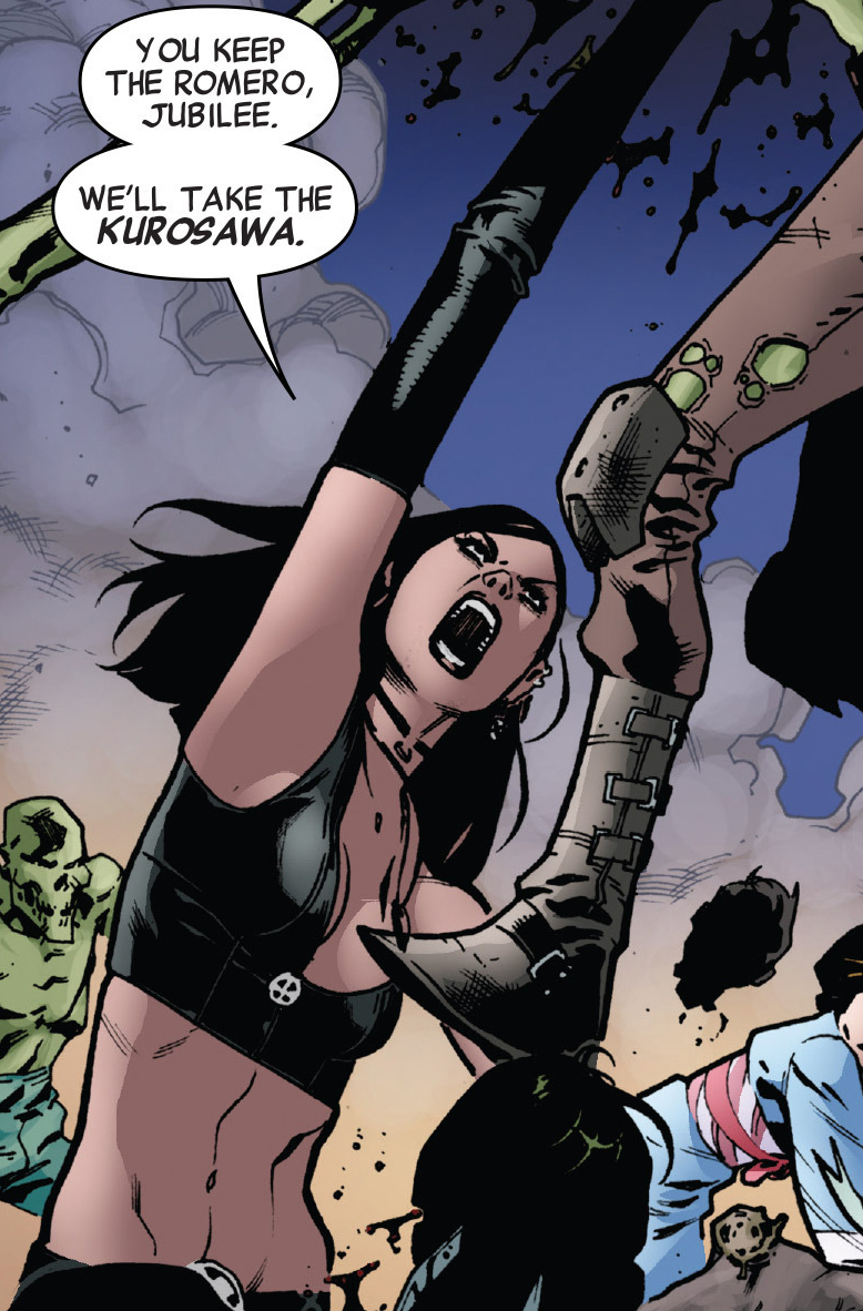 Laura Kinney (Earth-16191)