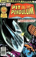 Marvel Classics Comics Series Featuring Pit and the Pendulum Vol 1 1
