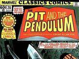 Marvel Classics Comics Series Featuring Pit and the Pendulum Vol 1 1
