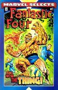 Marvel Selects Fantastic Four Vol 1 1
