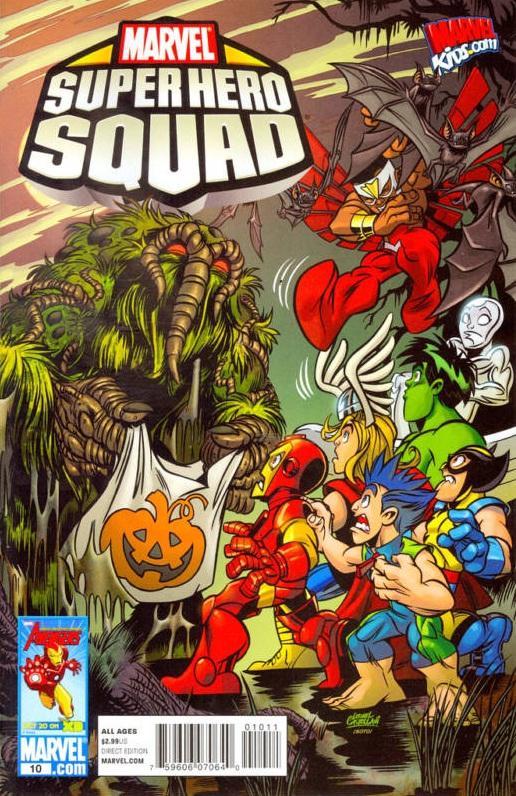 Marvel Super Hero Squad Vol 2 10