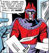 Max Eisenhardt (Earth-616) from X-Men Vol 1 4 001
