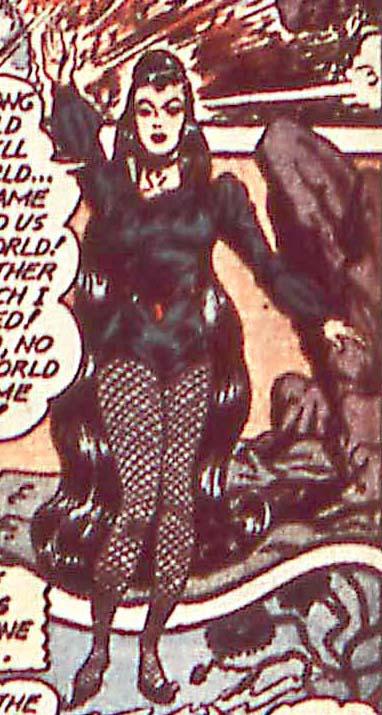 Medusa (Sub-Earth Men) (Earth-616)