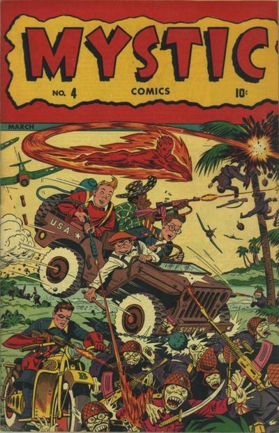 Mystic Comics Vol 2 4
