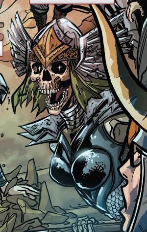 Nedra (Doom Maidens) (Earth-616)