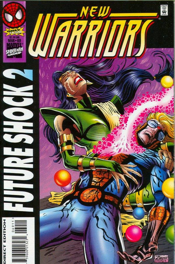 New Warriors Vol 1 69