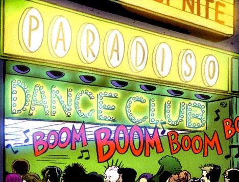 Paradiso Dance Club/Gallery