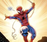 Peter Parker (Earth-616) from Amazing Spider-Man Vol 5 27 001