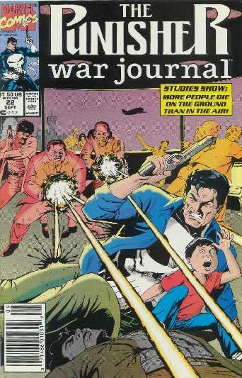 Punisher War Journal Vol 1 22