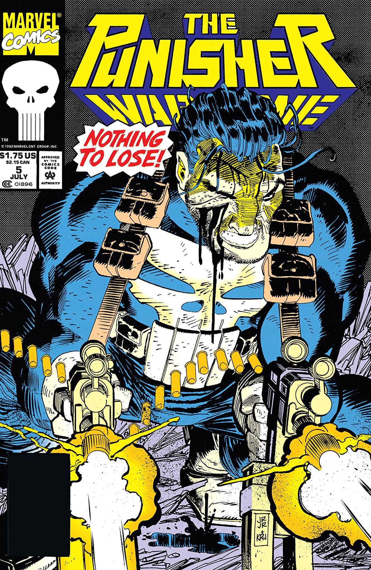 Punisher: War Zone Vol 1 5