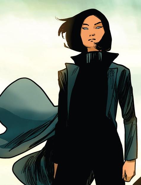 Reiko (Earth-616)