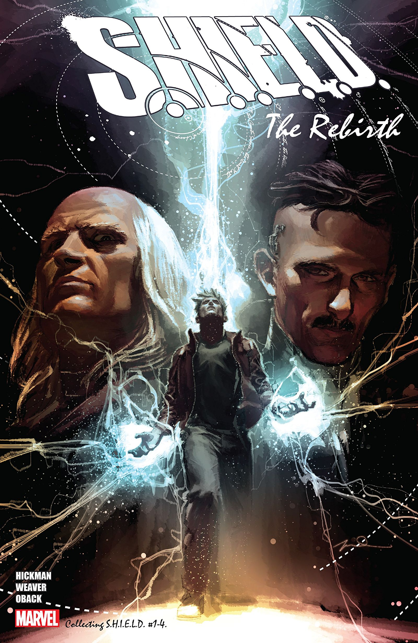 S.H.I.E.L.D.: The Rebirth Vol 1 1