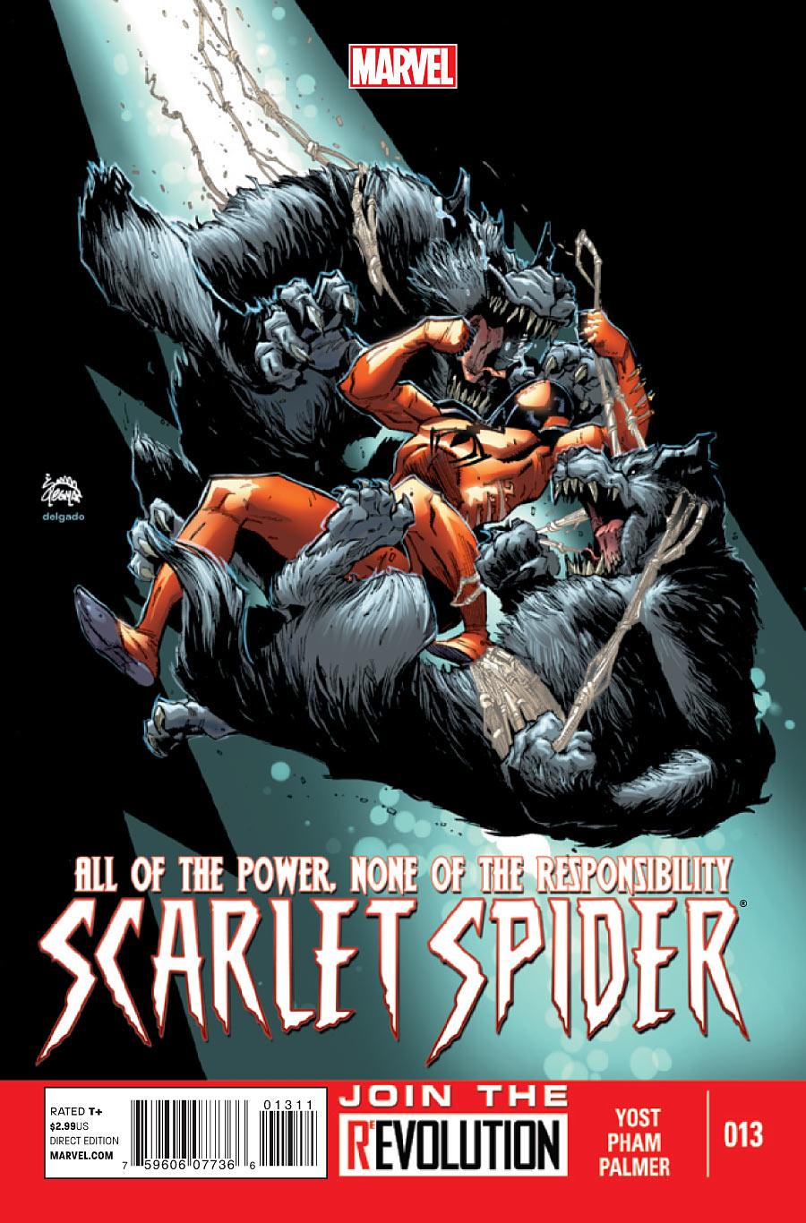 Scarlet Spider Vol 2 13