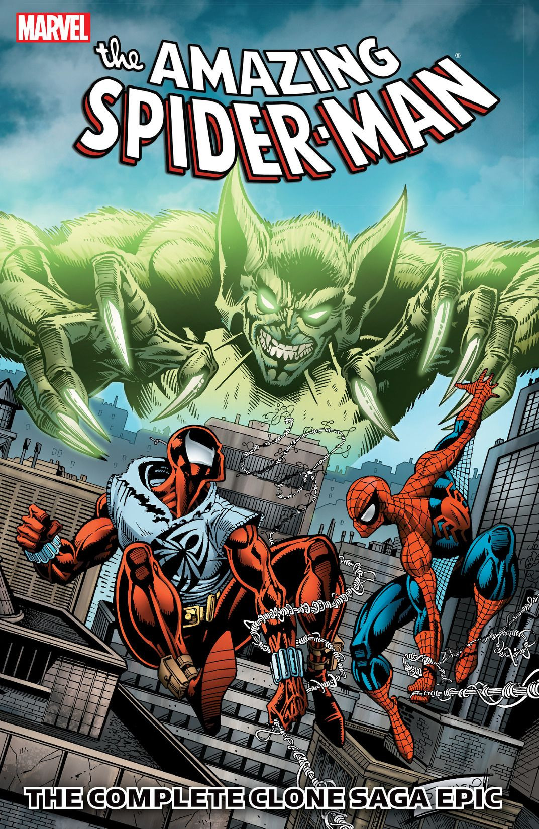 Spider-Man: The Complete Clone Saga Epic Vol 1 2