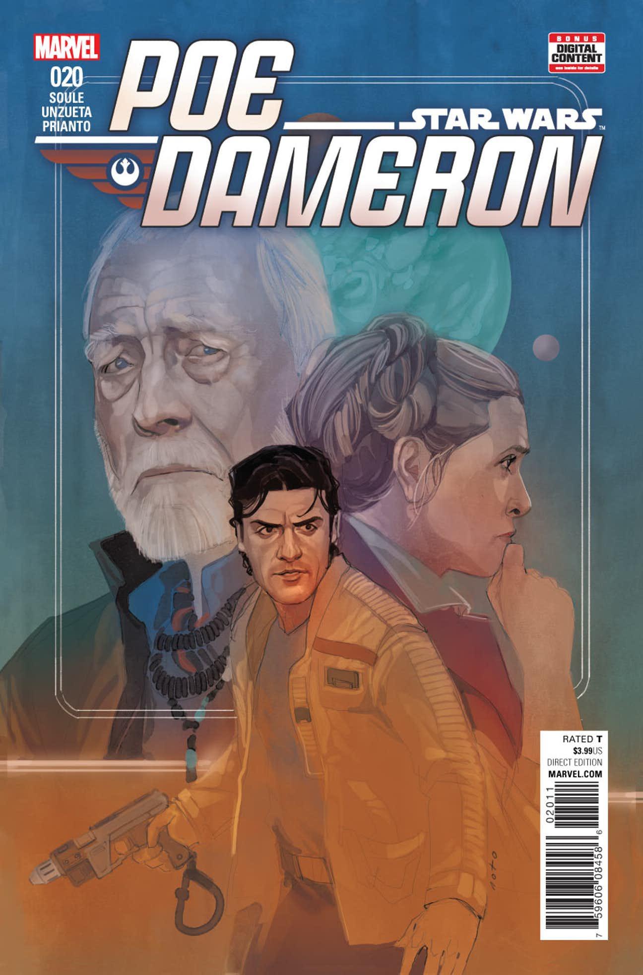 Star Wars: Poe Dameron Vol 1 20