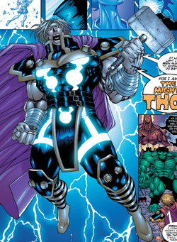 Thor Odinson (Earth-2301) from Marvel Mangaverse Eternity Twilight Vol 1 1 0001.png