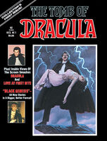 Tomb of Dracula Vol 2 1