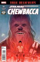 True Believers Chewbacca Vol 1 1