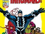 True Believers: Kirby 100th - Inhumans Vol 1 1