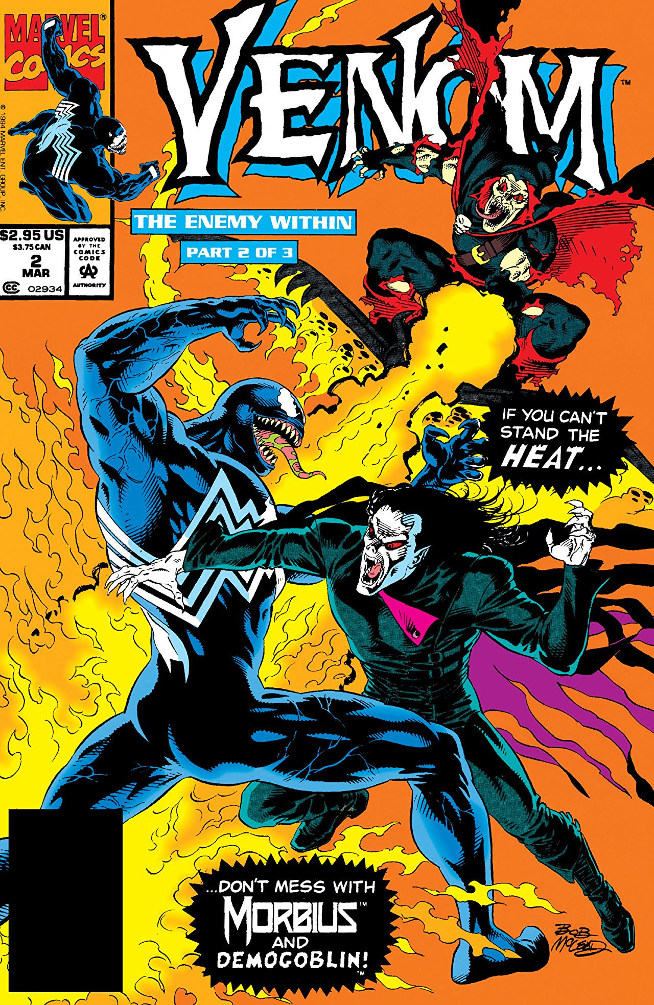 Venom: Enemy Within Vol 1 2