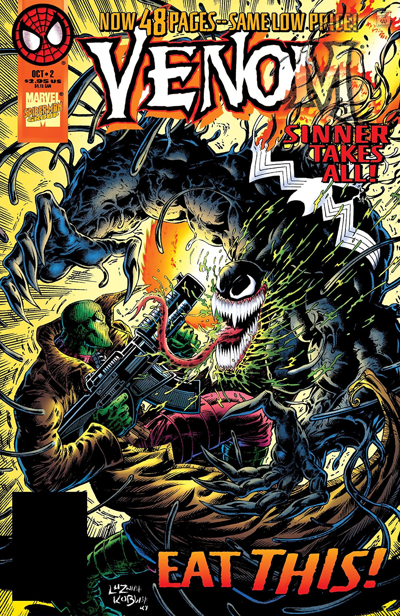 Venom: Sinner Takes All Vol 1 2