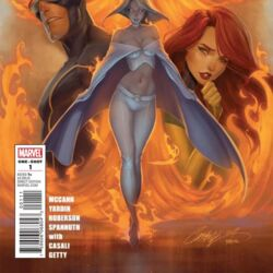 What If? Astonishing X-Men Vol 1 1