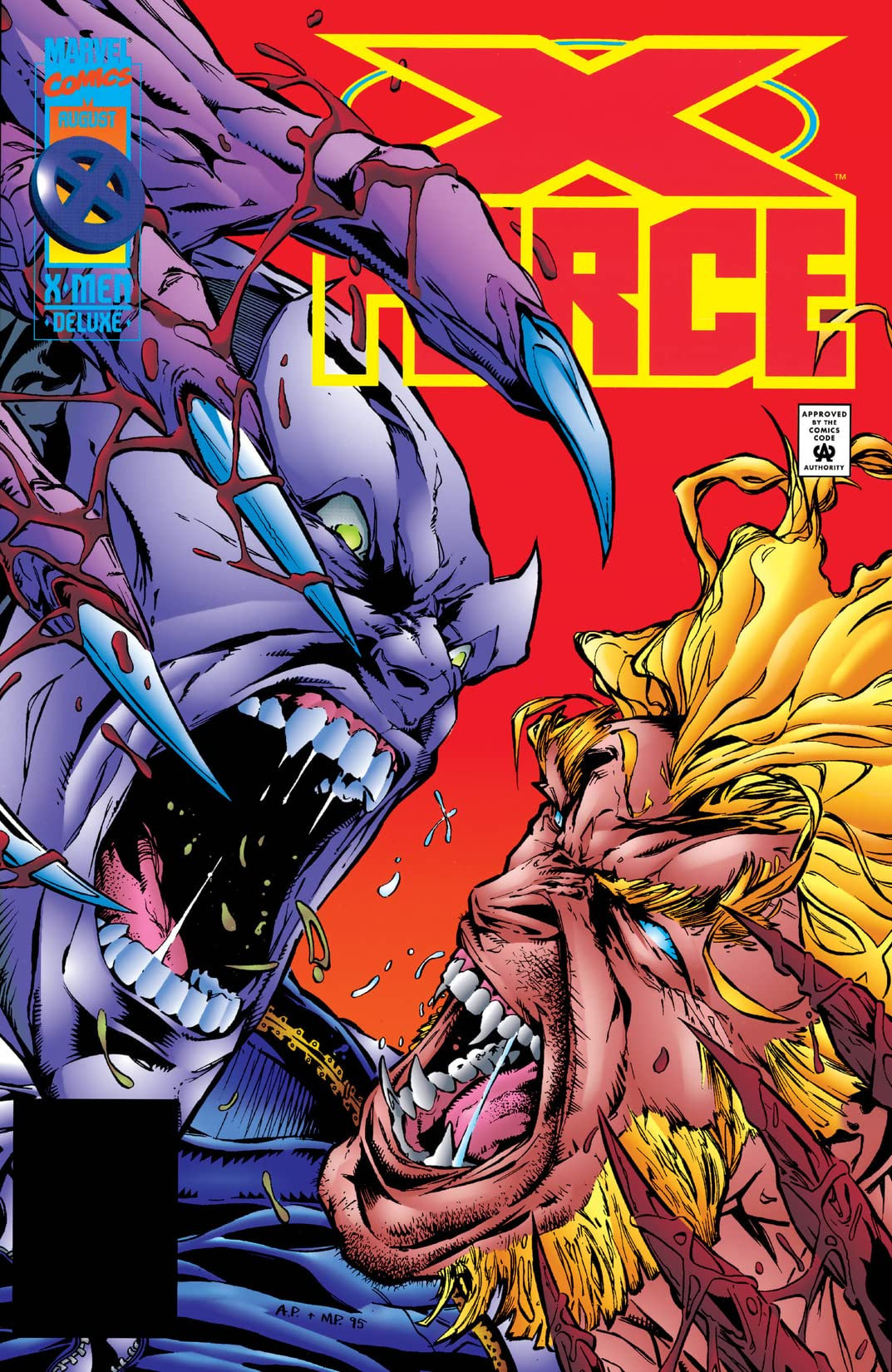 X-Force Vol 1 45